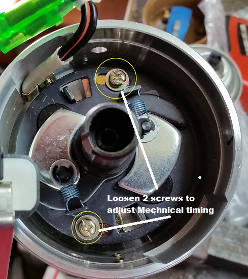 Mopar Distributors and Ignition Controls for Street-Strip